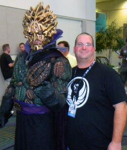 Bane and his Master