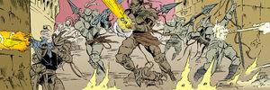 Mandalorians at Coruscant TOTJTSW2