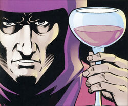 Pestage Wineglass