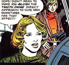 Tanith transports Luke