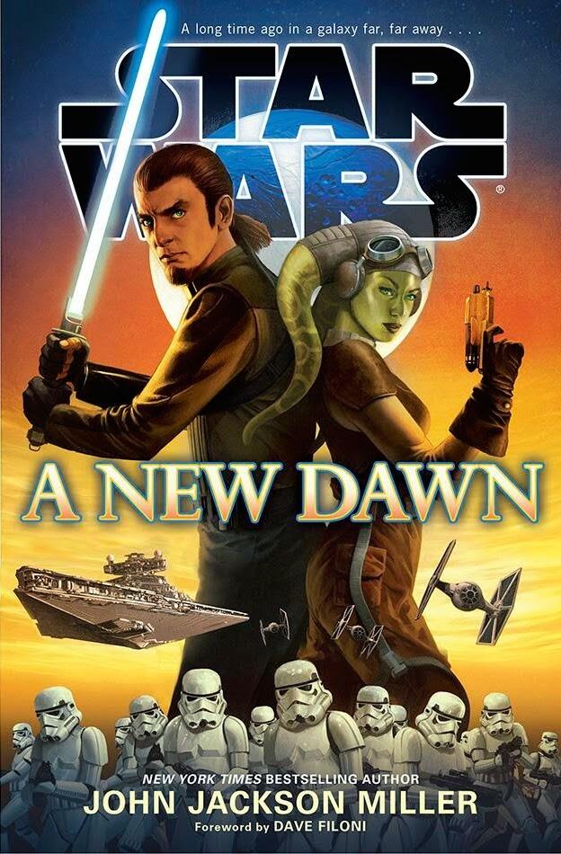 Звездные войны новый рассвет книга скачать бесплатно