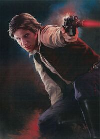 Han Solo in action-EotE CR