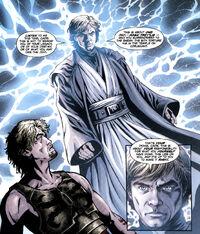 Luke demands Cade help Hosk