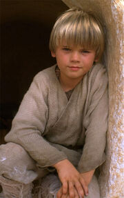 Anakin Skywalker slave