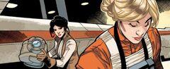 Leia and evaan