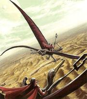 Dactillion riders