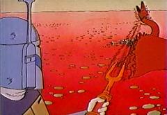 Boba Fett fires amban blaster SWHS