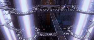 Theed Generator Complex