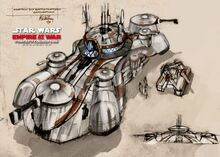 Star wars eaw corruption conceptart LECze