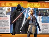 The Return of Ahsoka Tano