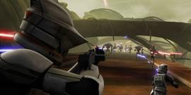 Devaron clones and droids