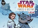 Звёздные войны. Приключения: Силы судьбы. Лея