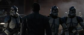 Appo confronts Organa