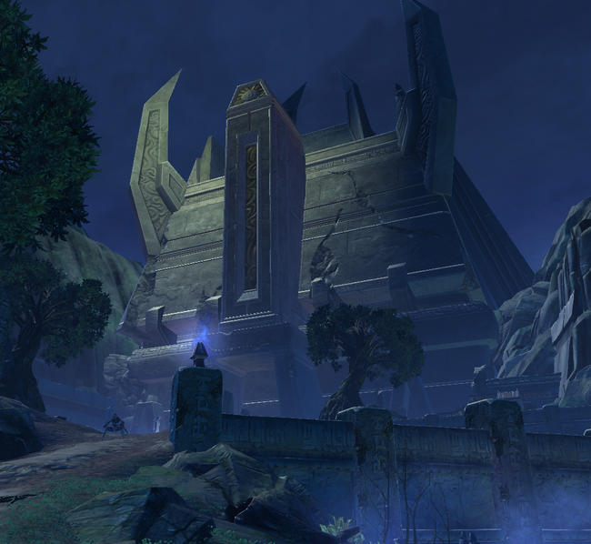 Dark Temple infobox