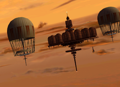 Imperial siege balloons RSII