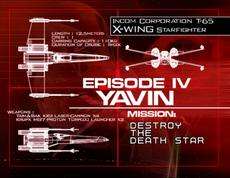 X-wing scheme SWTA