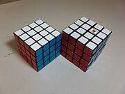 Eastsheen vs. Rubik 4x4