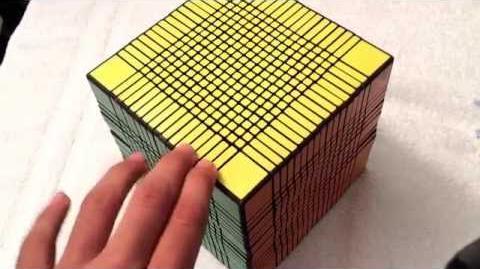17x17x17 Wrap-Up Solve!
