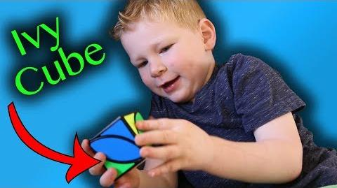 Ivy Cube - Kid's Review