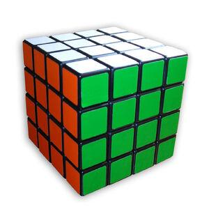 Rubik's revenge solved