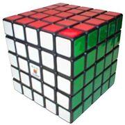 Professor's cube solved