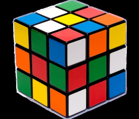 File:Scrambled Rubik's Cube.png