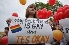 Gay acceptance