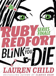 Ruby Redfort, Blink and You Die