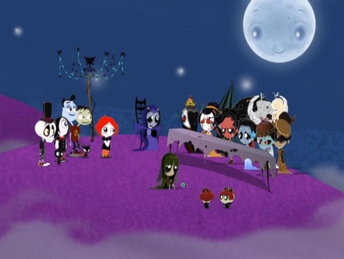 image misery family jpg ruby gloom wiki fandom powered by wikia