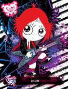 Rocker Ruby