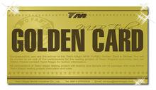 Golden Card 0