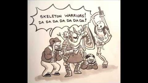 Tekraider - SKELETON BALL