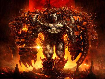 Bern the demon