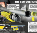 RUC Taser Shotgun