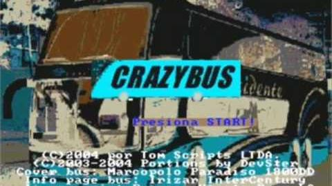 CrazyBus in G-Major (a.k.a. ScaryBus)