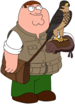 Falconer-peter-griffin