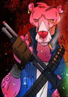 Pink panther 1