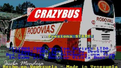 Title Screen - CrazyBus-0
