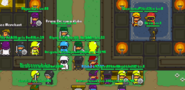 Busy rucoy town