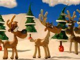 Rusty Reindeer