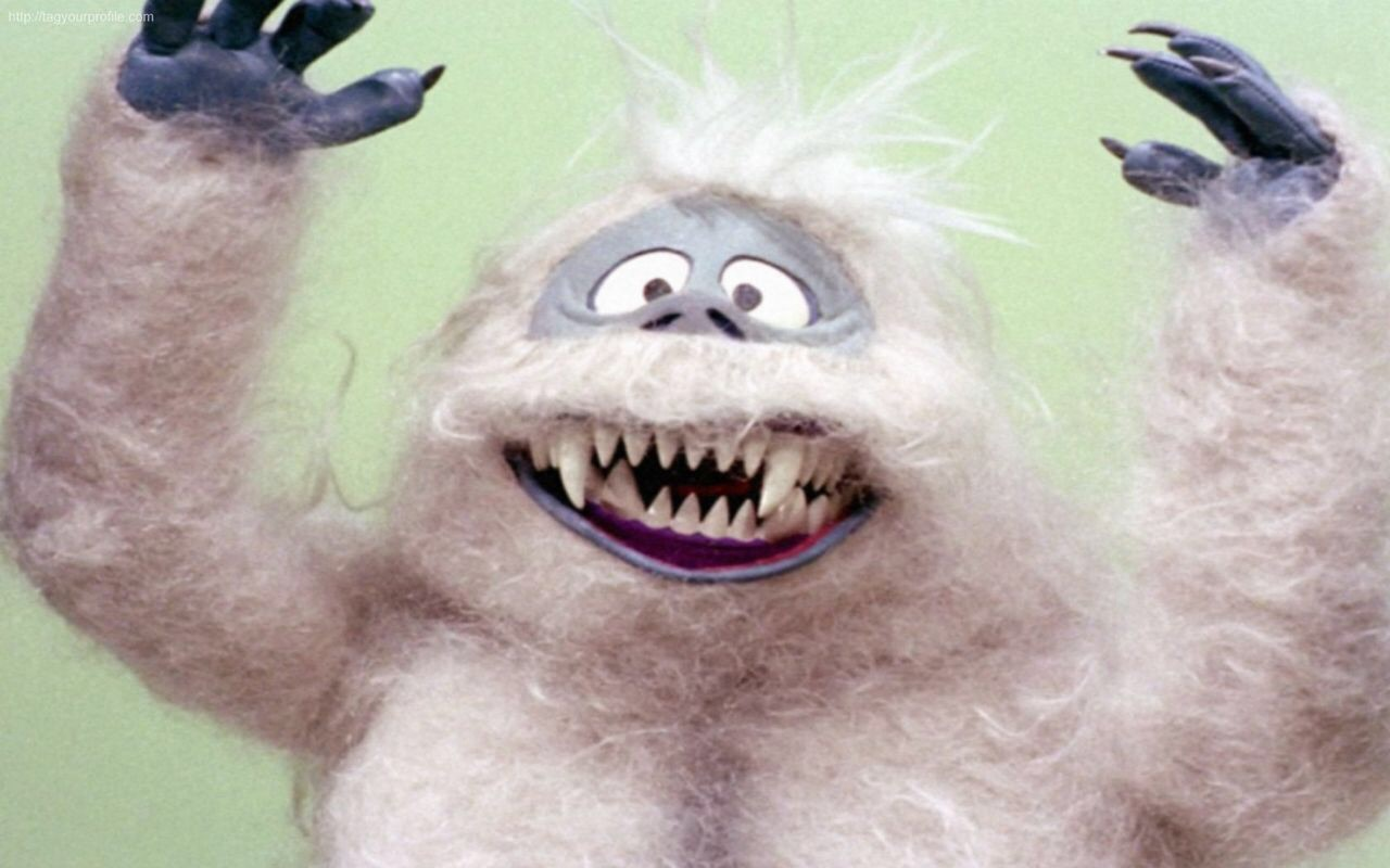 Rudolph Christmas Movie Characters.Bumble Rudolph The Red Nosed Reindeer Wiki Fandom