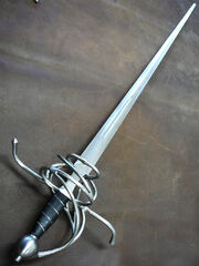 Sidesword late 16th century 3 by danelli armouries-d6c2q8t