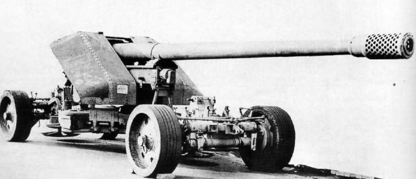 German 50 Mm Anti Tank Gun: Image - Pak 44 Krupp 211.jpg