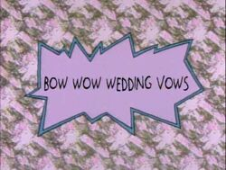 WeddingVows