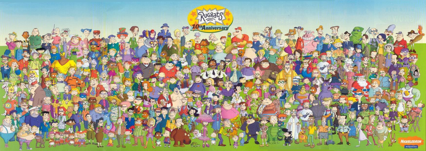 Rugrats World