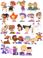The Rugrats .png