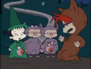 Curse of the Werewuff - Rugrats 711