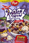 Rugrats in Paris The Movie (Cereal)