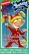 Angelica the Divine Original VHS