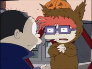 Curse of the Werewuff - Rugrats 252
